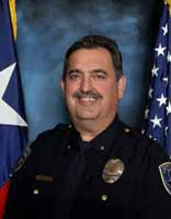 Randy Singleton, Chief of Police