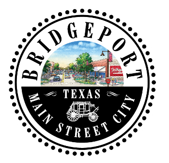 Image of Bridgeport Main Street New Logo Black