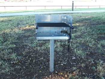 picture of barbeque grill