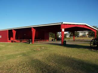 picture of hardwood park pavillion